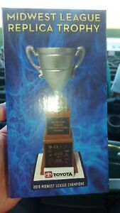 2019 South Bend Cubs Replica Championship Trophy SGA 5/26/21 Chicago