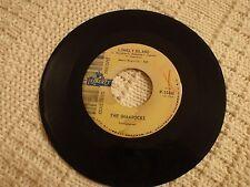 THE SHAMROCKS JOHNNY BURNETTE/DORSEY BURNETTE LONELY ISLAND/GREEN HILLS   M-
