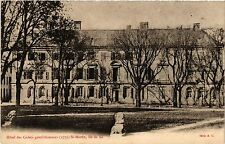 CPA  Ile de Ré - Saint-Martin-de-Ré - Hotel des Cadets gentilshommes  (480682)