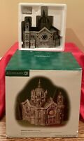 Dept 56, Christmas In The City, CATHEDRAL OF ST. PAUL (Patina Dome Edition)