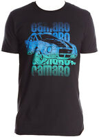 Chevrolet Chevy Men's Classic Camaro Muscle Car T-shirt Size Large 42-44