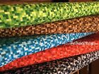 TheFabricEdge- Bitmap Michael Miller Fabric for your Minecraft Inspired Projects
