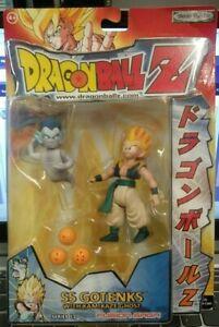 Dragon Ball Z SS Gotenks Fusion Saga Action Figure by Jakks Pacific *MOC*