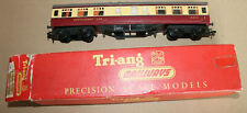 Triang R224 Restaurant Car Coach Maroon/Cream OO Gauge Boxed Nr MINT