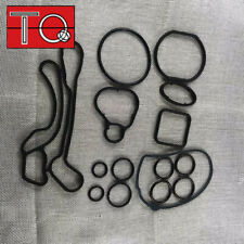 Engine Oil Cooler Gasket Seal 1.6L 1.8L 08-16 Aveo Cruze Sonic 55354071 55353321
