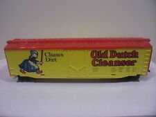 Tyco, HO, Old Dutch Cleanser Railroad Box Car #2