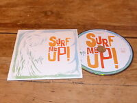 SURF ME UP SAMPLER - THE BEACH BOYS !!!!!!! !!!MEGA RARE FRENCH CD PROMO!!!!!!!!