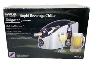 Cooper Cooler Rapid Beverage & Wine Chiller Chill On Demand (HC01) TailGater