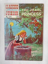 CLASSICS ILLUSTRATED JUNIOR N°570B 25 CENTS VO BE  / GOOD
