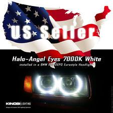 New BMW E36 3-Series White 7000K LED Halo-Angel Eyes XENON kit Buy It!