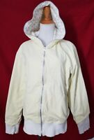 Ladies Tek Gear Abyss Gray Full Zip Hoodie Velour Jacket Sizes XS L