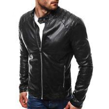 Manteaux et vestes motard en cuir taille L pour homme