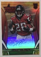 Tevin Coleman Rookie 2015 Rookies & Stars Auto RC #ed /99 Falcons 49ers
