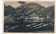 AK aus Waldbach, Niederösterreich   (F11)