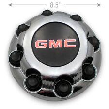 1999 - 2006 GMC Sierra 2500 3500 Chrome STEEL WHEEL OEM Center Cap P/N 15052378