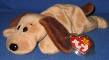 TY BONES the DOG  BEANIE BABY - MINT with MINT TAG