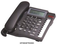 INTERQUARTZ GEMINI 9335 CLI CORDED TELEPHONE WITH POWER ADAPTOR IN BLACK