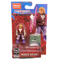Mega Construx He-Man Masters Of The Universe Pro Builders Prince Adam GNV33