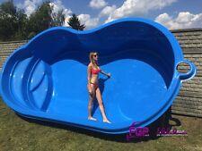 Schwimmbecken Pool Schwimmbad FGP X5 (500cm x 260cm x 102cm)