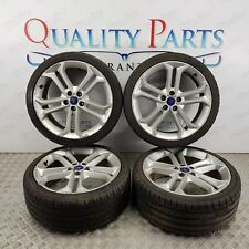 FORD FOCUS ALLOY WHEELS WITH TYRES R19 5x108 8J ET55