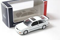 1:43 Norev Jet Car Ford Sierra RS Cosworth white NEW bei PREMIUM-MODELCARS