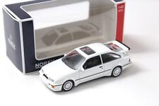 1:43 Norev Jet Car Ford Sierra RS Cosworth white new chez Premium-modelcars