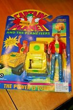 1992 Captain Planet Wheeler with Tread Pack/New in Package-sold as is