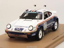 1 43 Spark Porsche 953 #177 Rally Dakar Kussmaul/lerner 1984