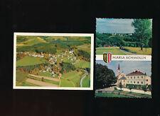 5 Karten aus Maria Schmolln, Oberösterreich   (G4)