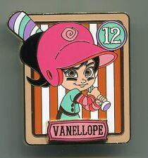 Disney Pin 102080 DSSH - Baseball Card Series - Vanellope (Surprise Release)