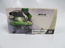 2000 Arctic Cat Snowmobile Action Video VHS Tape What Snowmobiling's All About