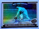 Bobby Thomson 2004 Topps World Series Highlights Autograph New York Giants 1951