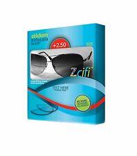 Lentes adhesivas de lectura Bifocales para gafas de sol Zcifi/+2.50D