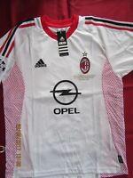 Maillot de Maldini N°3 Milan AC
