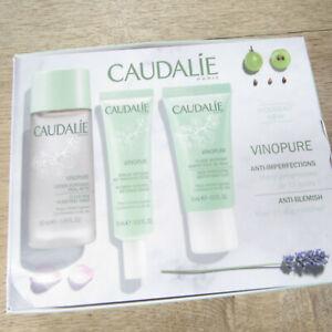 Caudalie Vinopure Anti-Blemish 15 Day Routine Set.