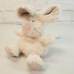 Jellycat mouse J980 Retired/vintage /rare, approx 7 inches tall. Cream