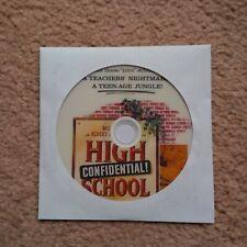 High School Confidential (1958) Russ Tamblyn, Jan Sterling, John Drew Barrymore