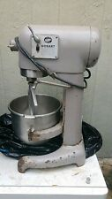 Commercial Hobart Mixer 10 Qt Quart C100 C 100 With Paddle Attachment And Bowl