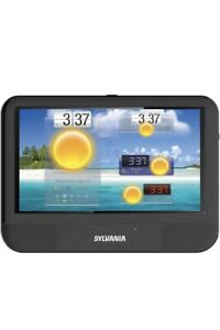 Sylvania 3-in-1 9-Inch Touchscreen Tablet, Portable DVD Player