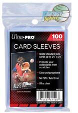 Ultra PRO Pokémon/MTG 100 Protèges Cartes/Pochettes/Sleeves souples Transparent