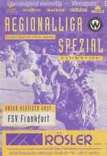 Regionalliga Nord Magnete Saison 16//17 Schriftzug AMBALLCOM 2016//2017
