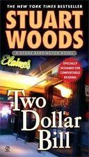 Two-Dollar Bill: Stone Barrington #11 Stuart Woods  paperback GC Legal thriller