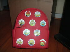 LOUNGEFLY PIXAR ALIEN COSTUMES MINI BACKPACK~ 2020 SDCC EXCLUSIVE~ TAGS~ NEW~