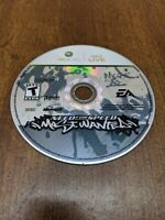 Need for Speed: Most Wanted (Microsoft Xbox 360, 2005) Tested Disc Only