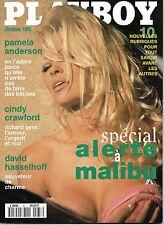 Playboy FRANKREICH Oktober/10/1995 PAMELA ANDERSON & DONNA D´ERRICO & FLORE