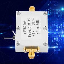 LNA Low Noise Amplifier 50M-4GHz Radio RF FM HF VHF / UHF Radio Funkverstärker