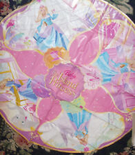Barbie and the Island Princess Learn to be a ballerina dvd and practice mat set