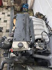 Mercedes Benz W210 W140 S E 300TD Turbo Diesel Motor OM 606.962 Getriebe 722608