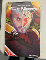 MIGHTY MORPHIN POWER RANGERS #1 1:25 MONTES VARIANT 11/4 2020 BOOM