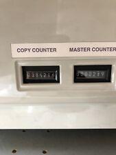 RISO Risograph EZ 220u High Speed Duplicator EZ220U